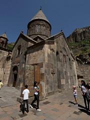 Geghard Monastery