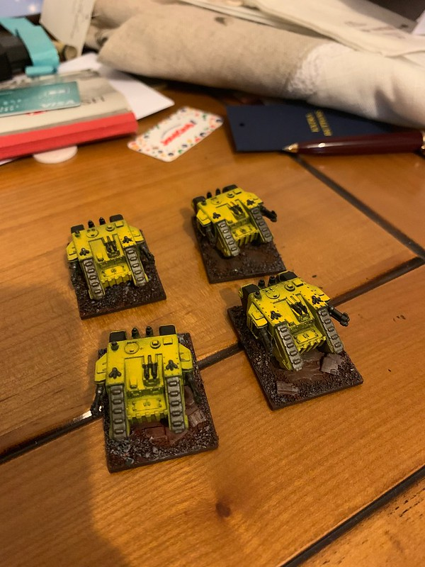 [Manouel]Dossier WIP : Imperial fist 40k / Sons of Horus 30k 32455898628_ba5d561ccc_c