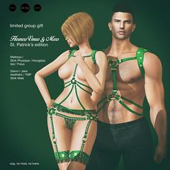 Venus & Mars St. Patrick edition