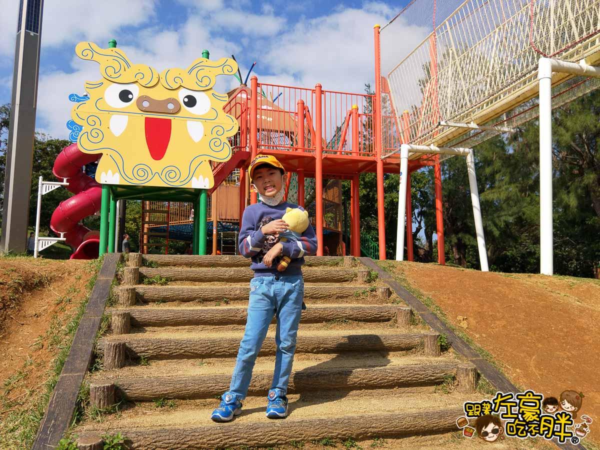 沖繩景點 奧武山公園(兒童樂園公園)-25