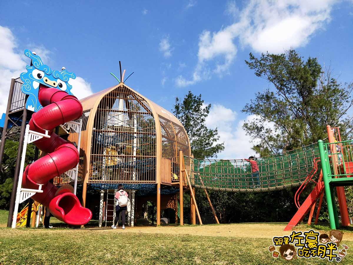 沖繩景點 奧武山公園(兒童樂園公園)-23