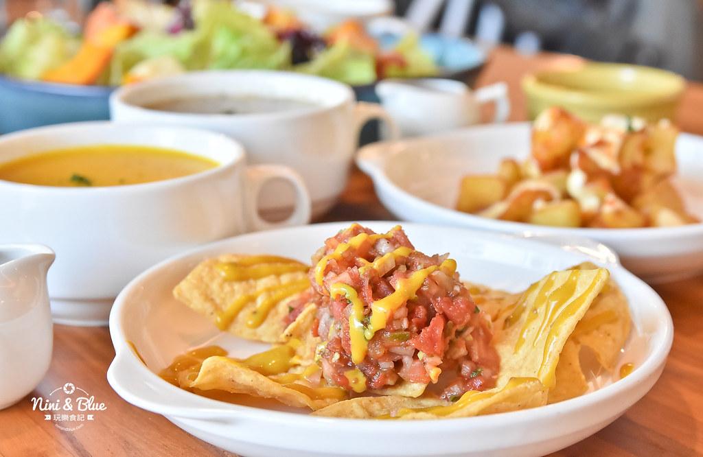 布佬廚房 台中蔬食 素食菜單13