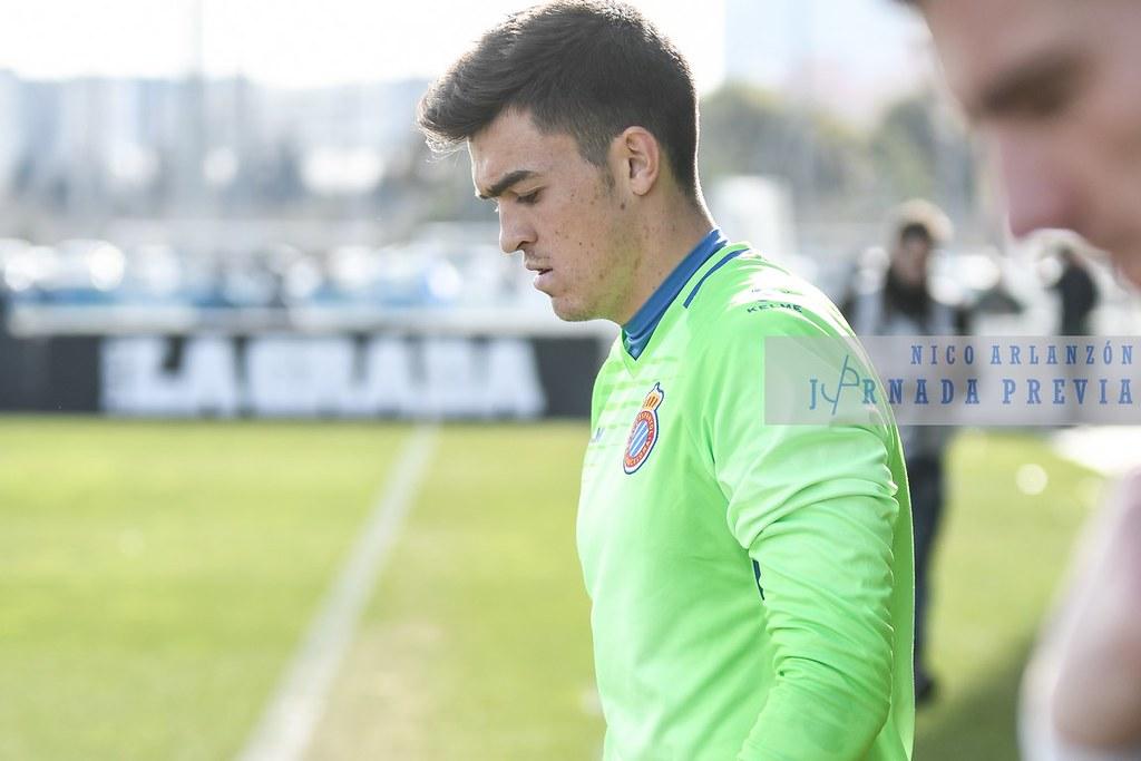 RCD Espanyol B - CF Badalona