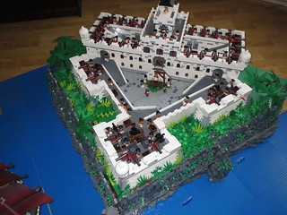 WIP Caribbean Fortress (1762)