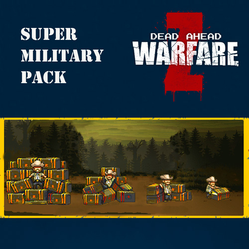 DEAD AHEAD:ZOMBIE WARFARE Super Military Pack