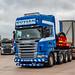 Truck Spotting Lymm (Popular 2000 Truckstop).