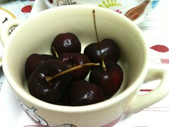 AmCherry flickr tweets. Cherries Oast milk tea breakfast yummly
