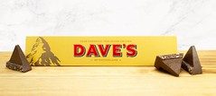 Dave's Toblerone, Hand's Off...