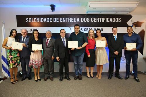 Solenidade de Entrega dos Certificados das Pós-Graduações (9)