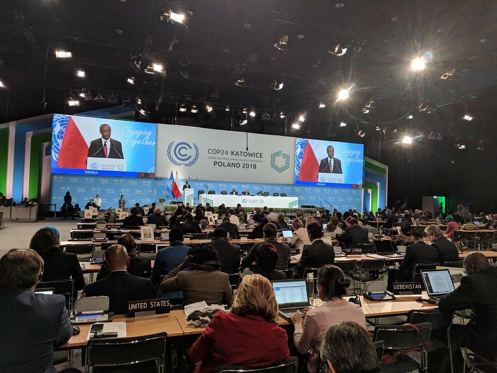 Minister Biruta delivers Rwanda's National Statement at COP24