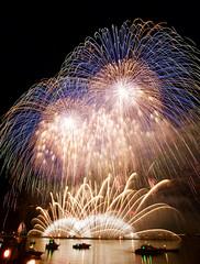 2018 桑名水郷花火大会 Kuwana Suigo Fireworks Festival 2018