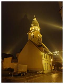 Sant Marien Kirche am 17. 12. 2018 in Waren