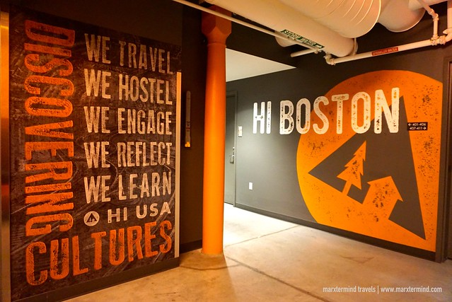HI Boston Hostel