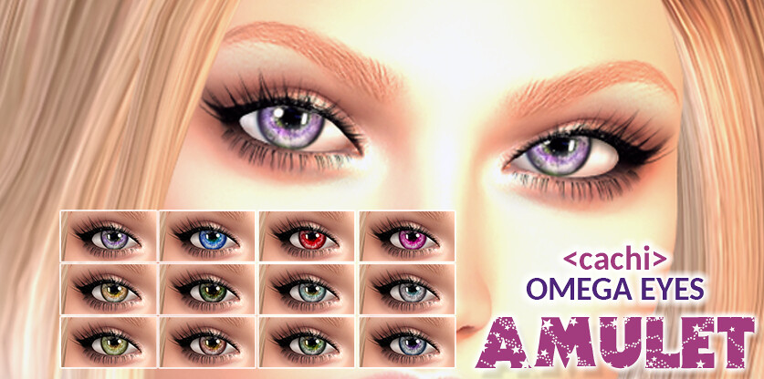 <cachi> Amulet Omega Eyes Applier