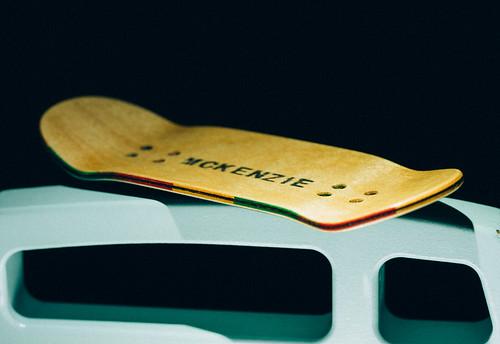 McKenzie Fingerboards - Graphic Deck