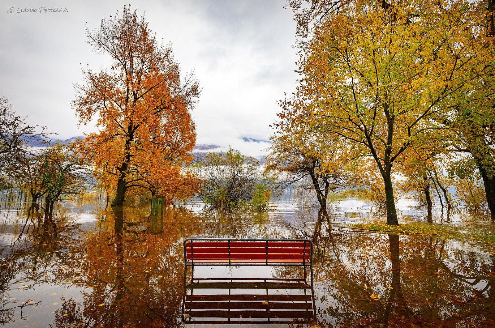 Autunno di pioggia (Ascona)