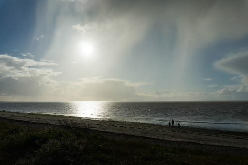 The Wadden Sea near Harlingen