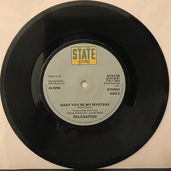 DELEGATION:YOU'VE BEEN DOING ME WRONG(RECORD SIDE-B)