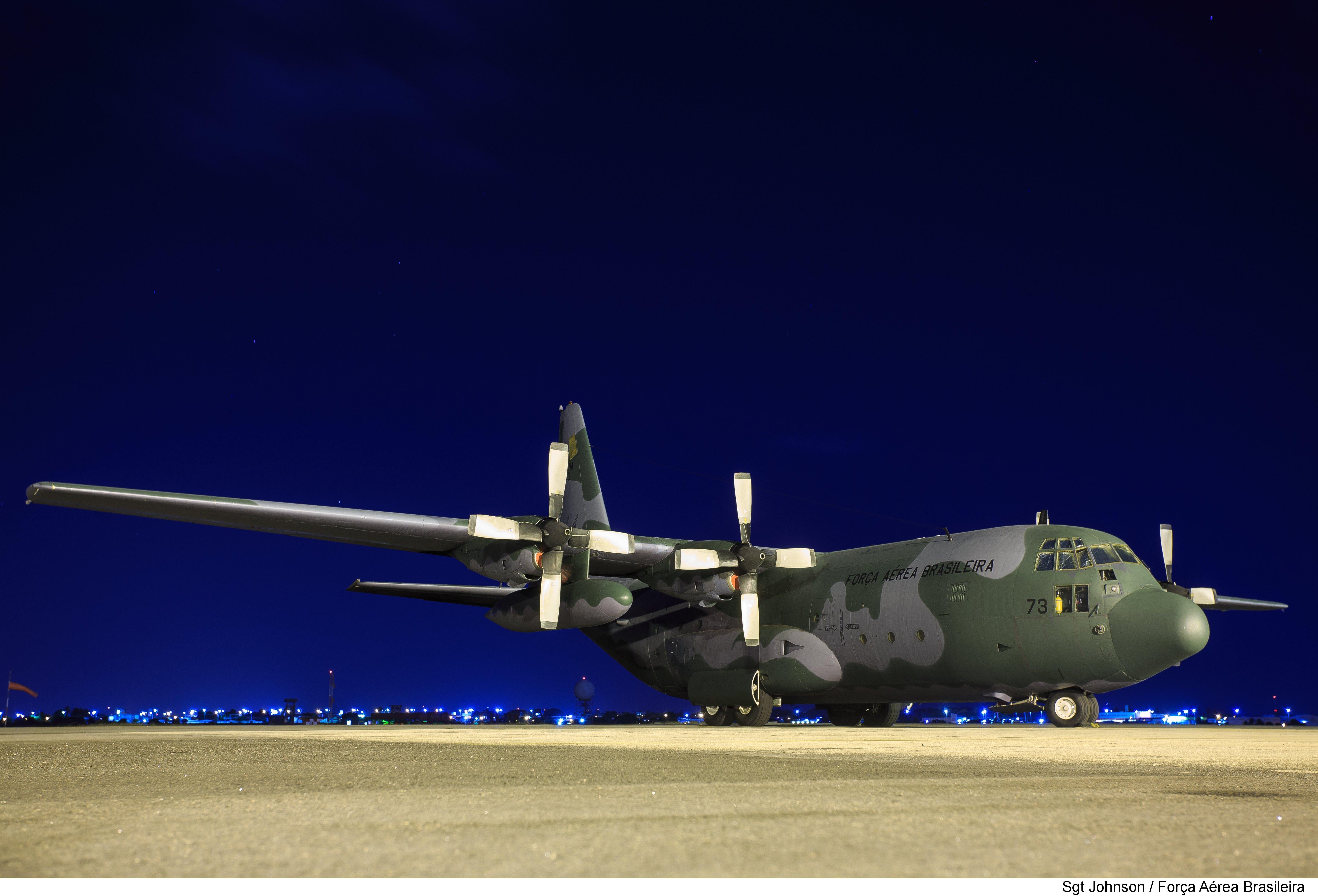 C-130M na CRUZEX 2018