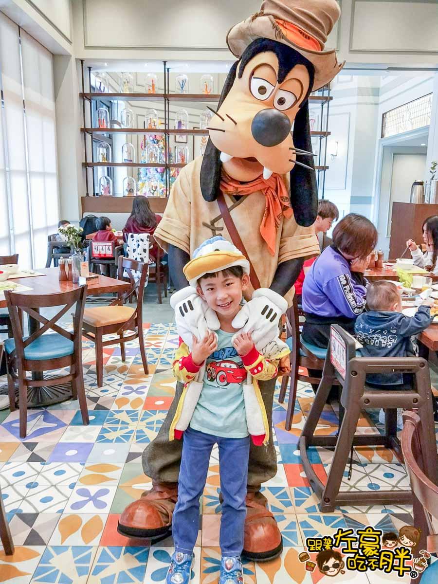 香港迪士尼探索家度假酒店--31