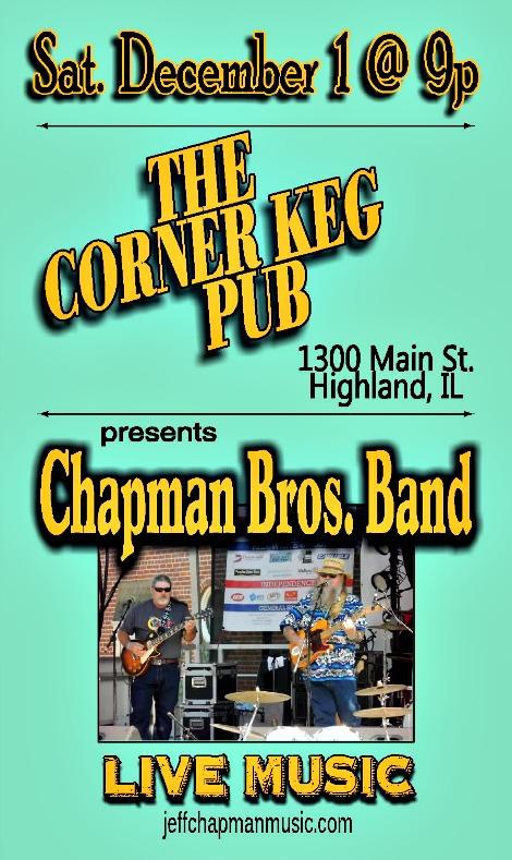 Chapman Brothers Band 12-1-18