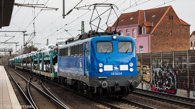 Press 110 511 on DGS 95441 at Hannover Linden