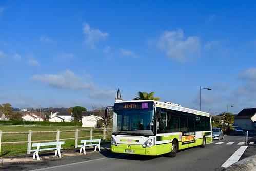 Mazères-Lezons - Irisbus Citelis 12  - 19/11/18