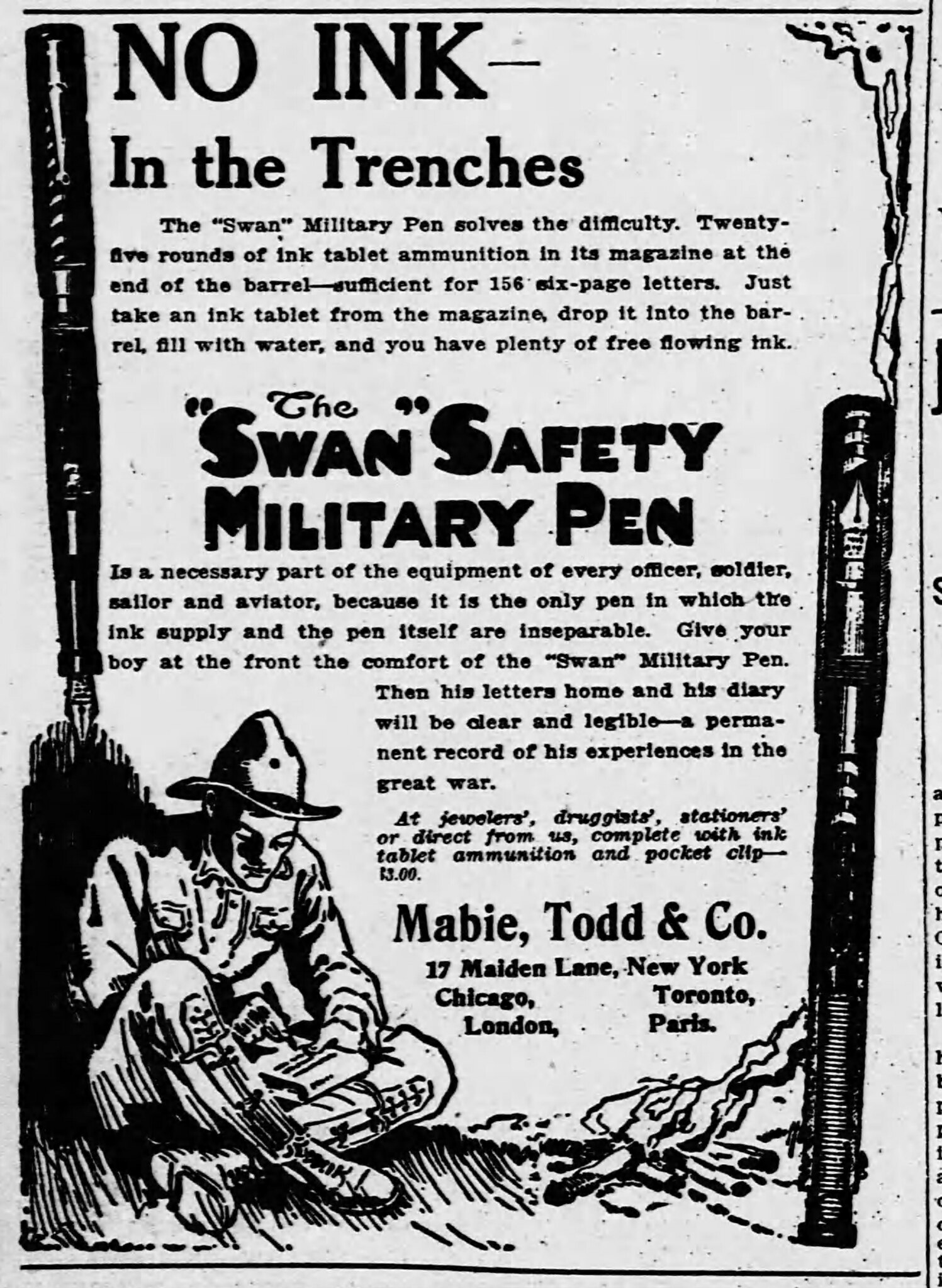 SwanPens_Ad_1918_EveningStar_WashDC_25Feb