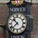 Norwich Union Clock