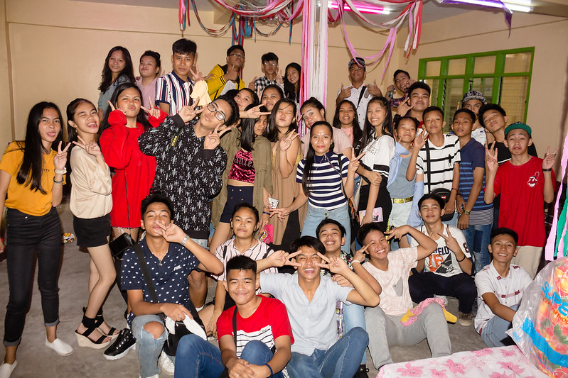 122 EDITS Group Pictures of Christmas Party 2018 at PNHS Baclaran
