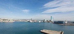 20181221 Barcelona port vista general