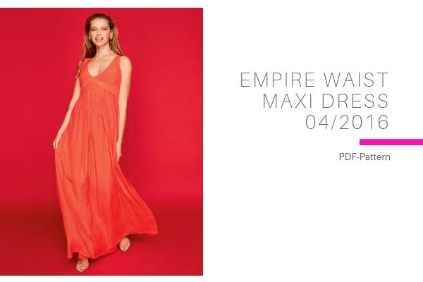 Empire Waist Waist Dress