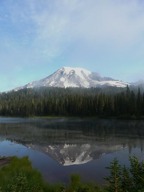 Reflection Lakes #1, Panasonic DMC-FZ18