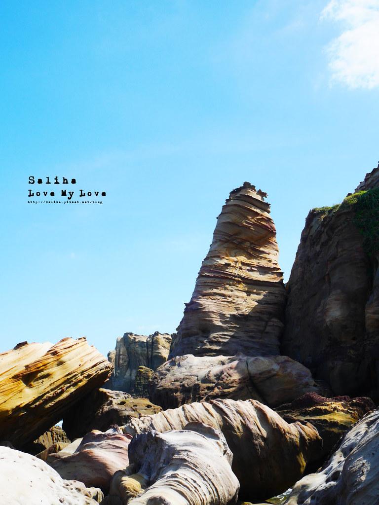 北海岸東北角景點一日遊推薦南雅奇石 (13)