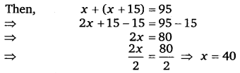 NCERT Solutions for Class 8 Maths Chapter 2 Linear Equations In One Variable 19
