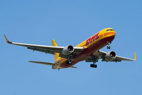 DHL Boeing 767