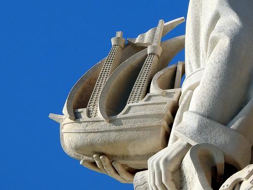 Lisbona (Portogallo) - Monumento alle Scoperte