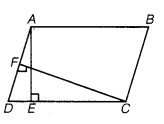 NCERT Solutions for Class 9 Maths Chapter 9 Area of parallelograms and Triangles 1