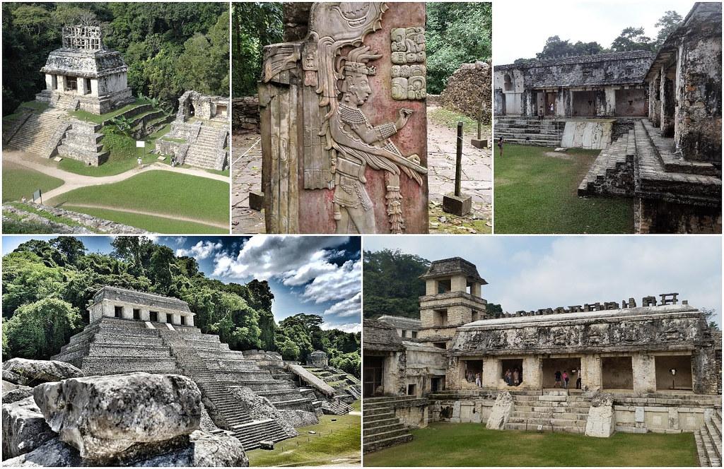 Palenque Meksyk