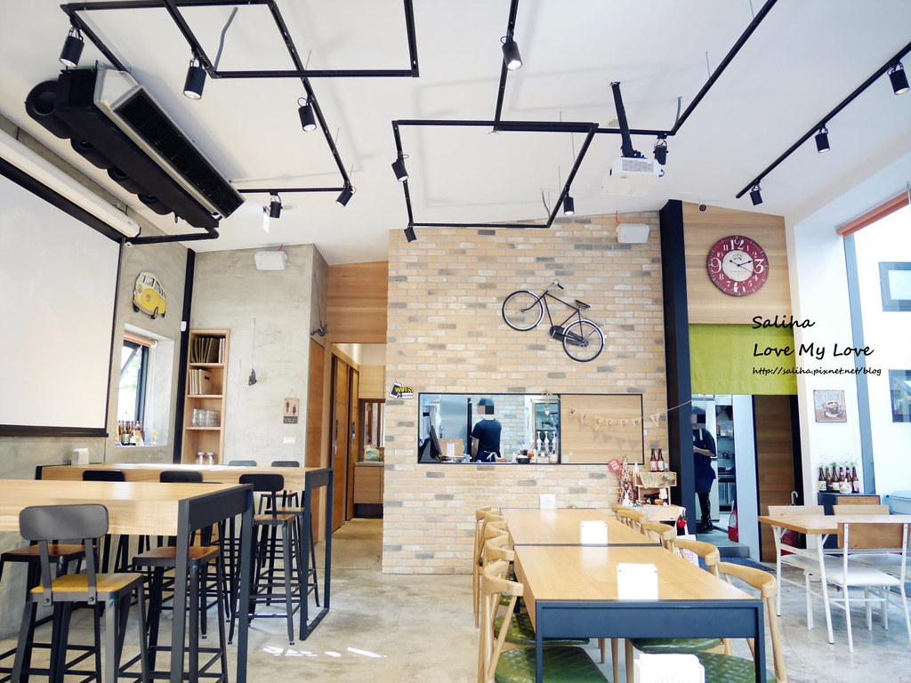 台北中山站咖啡廳下午茶推薦一直是晴天 (2)