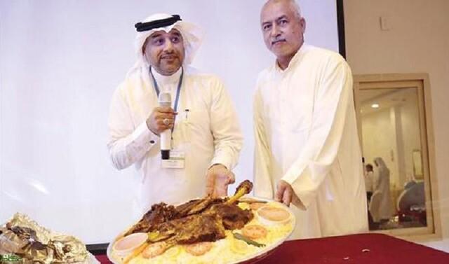 3278 One Meal of Mandi Dish sold for SR 113,600 in Tarout, Saudi Arabia