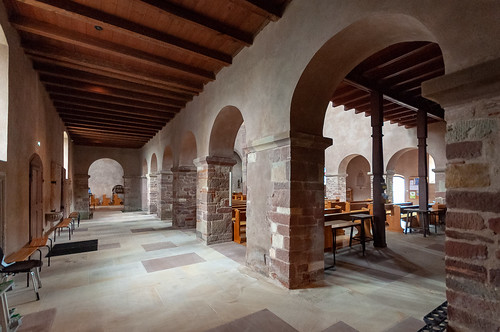 Abbatiale St Trophime 2 (Eschau, France)-107
