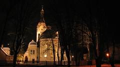 Dubulti_Church.Winter_Night