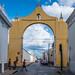 2018 - Mexico - Merida - Dragones Arch por Ted's photos - Returns Early January