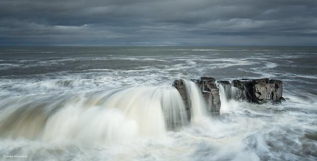 When water meets rock (in explore)