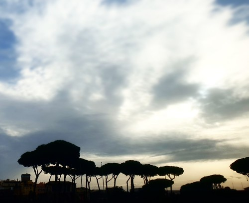 Roma: via dei fori imperiali