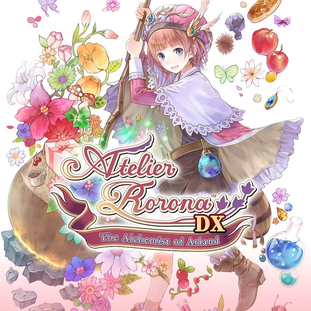 Atelier Rorona ~The Alchemist of Arland~ DX