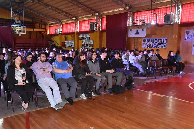 Coro Centenario de la Patagonia en el LSMF