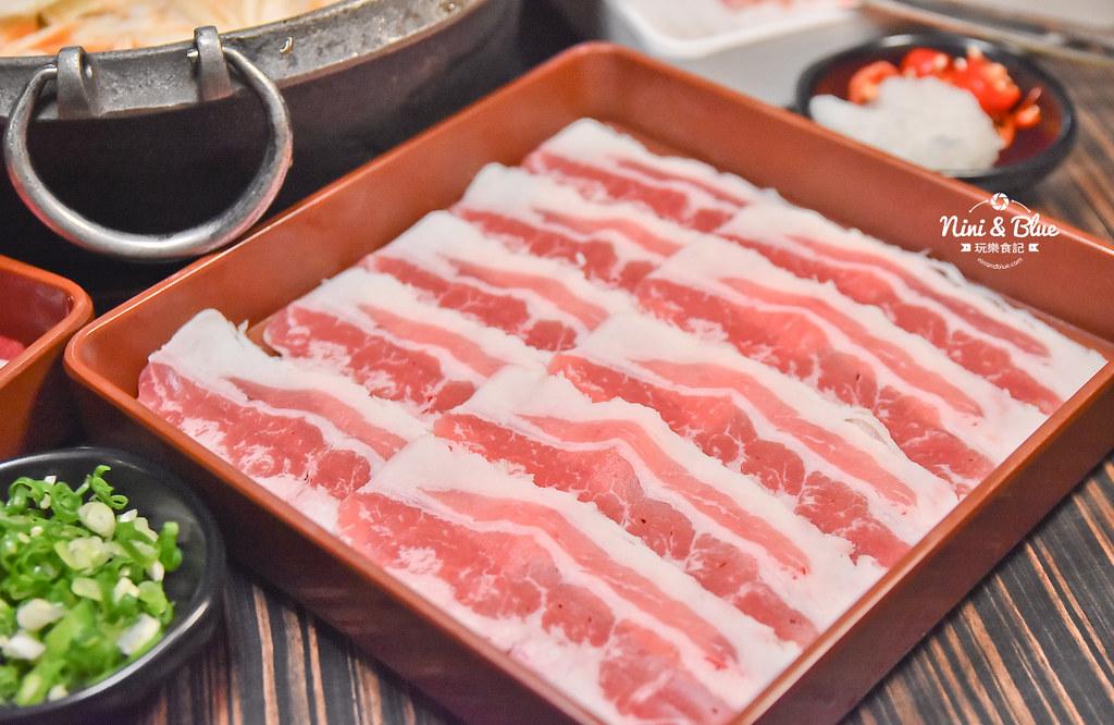 台中壽喜燒 吃到飽 北澤 和牛 公益路25