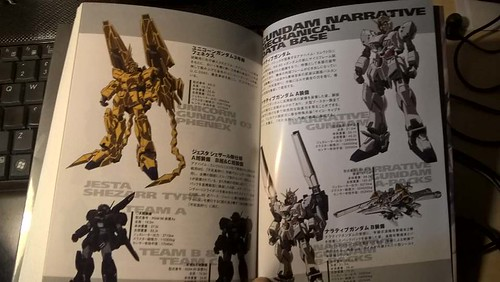 Gundam Narrative Novel by Kiyoto Takeuchi